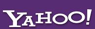 Login com Yahoo