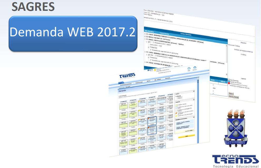 Demanda WEB 2017.2