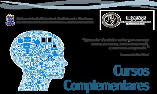 Cursos Complementares - Lingua Portuguesa - Matemática - Informática